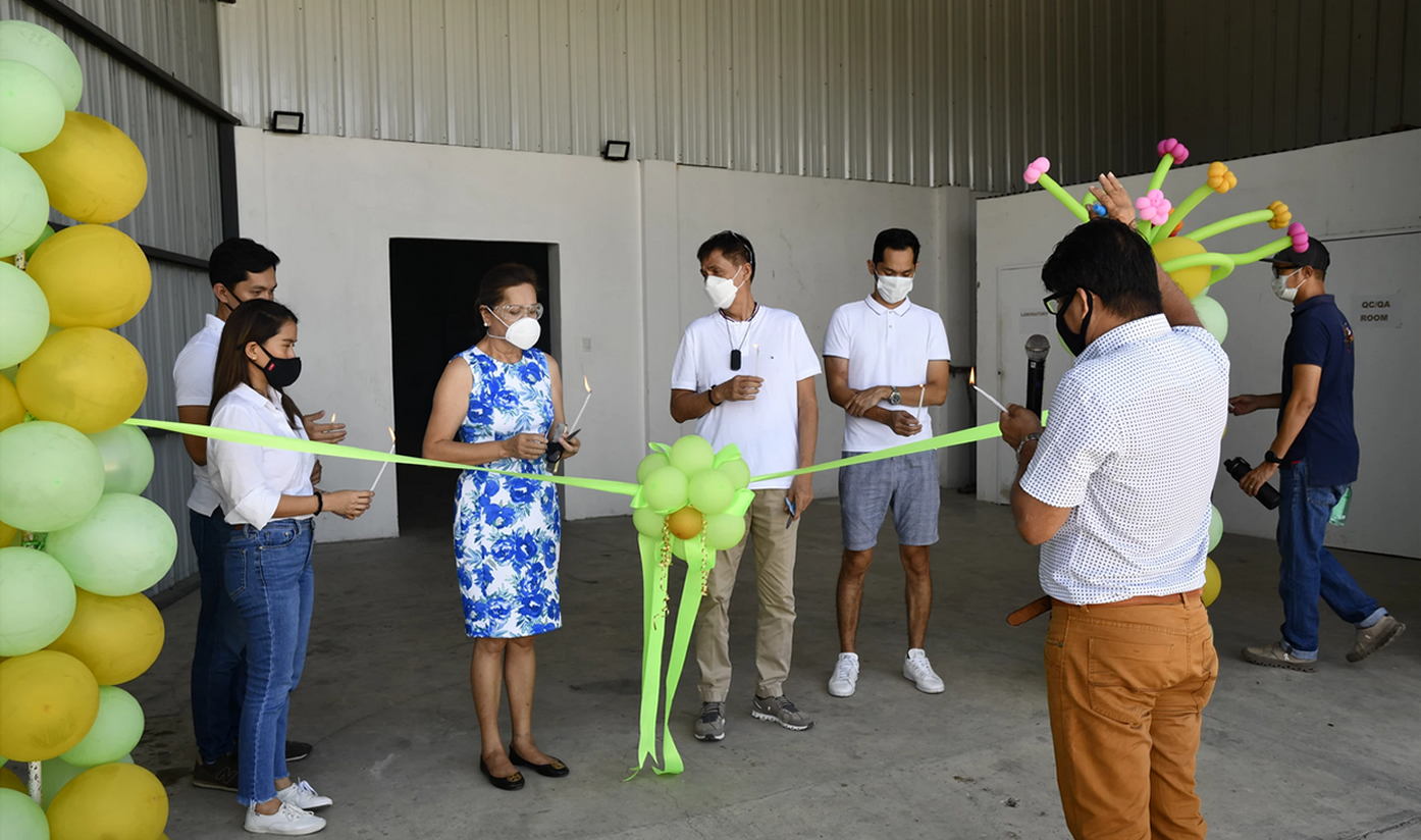 Amidst pandemic, food manufacturing facility starts operation in AIE