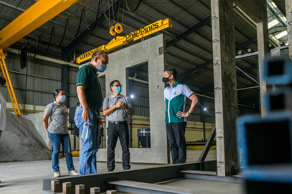 Building Technology firm Connovate opens factory in Anflo Industrial Estate